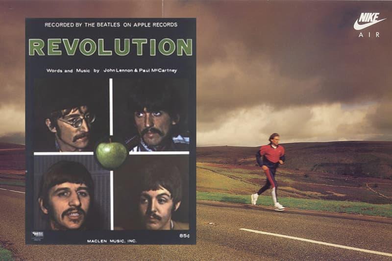 """""""Revolution""""をめぐる Nike と The Beatles の知られざる裁判の結末"""