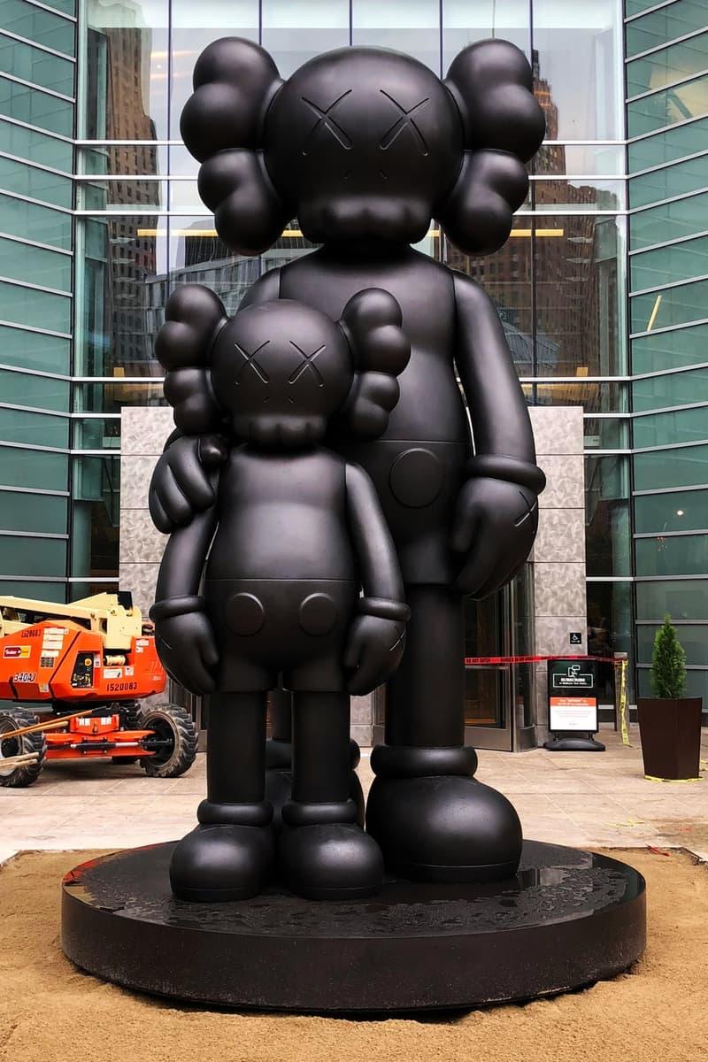 KAWS が手がけた新たなパブリックアート作品がデトロイトに出現 カウズ HYPEBEAST ハイプビースト