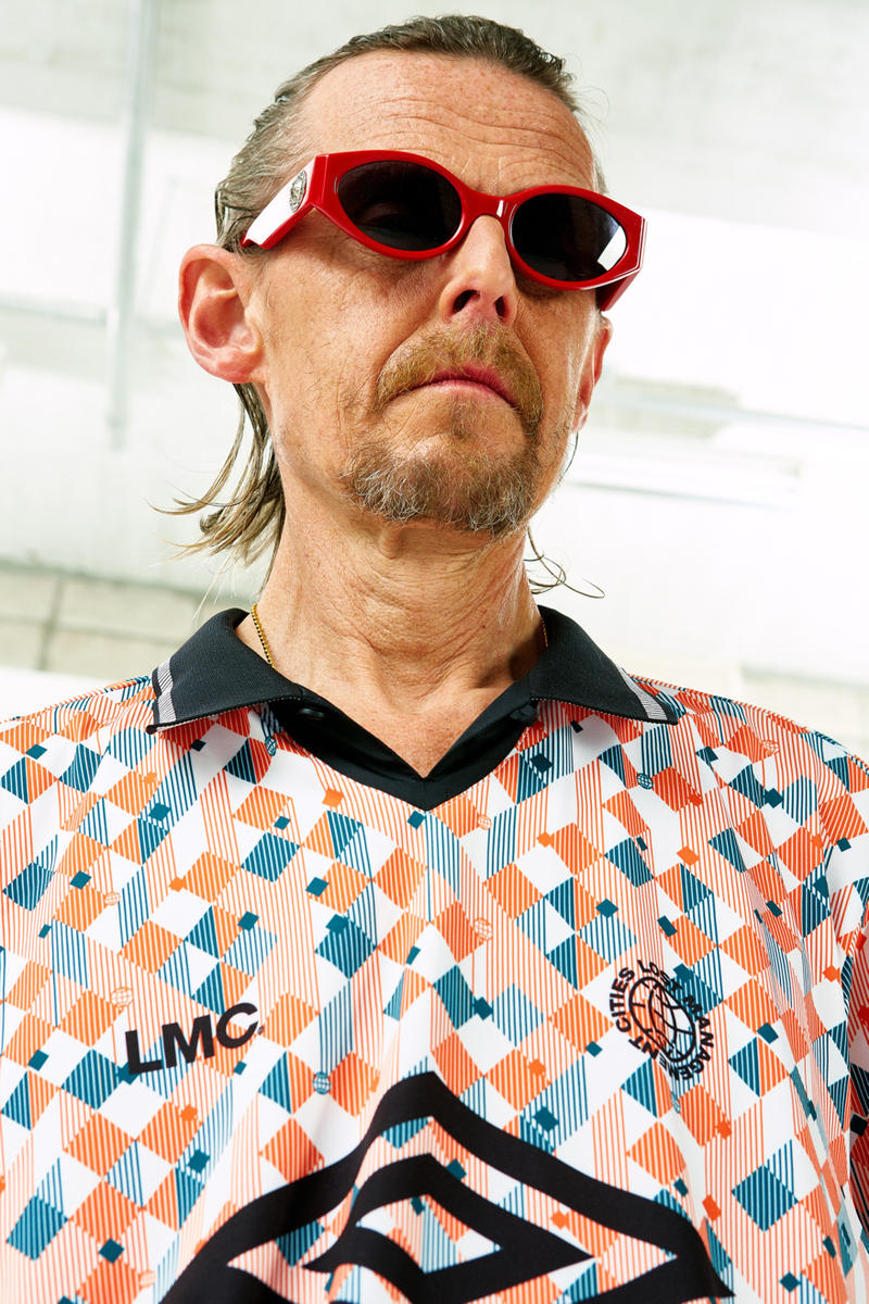 LMC Umbro 2018 Summer Season Collaboration Soccer Uniform
