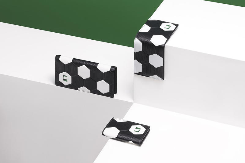 Louis Vuitton より間もなく開催の2018FIFAワールドカップを記念したスペシャルアイテムが登場