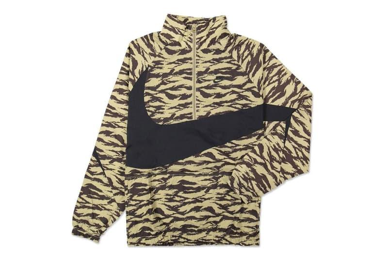 """Nike よりAir Max 98 """"AOP"""" パックのデザインとリンクするアパレルアイテムが登場 ナイキ Swoosh Woven Camo HYPEBEAST ハイプビースト"""