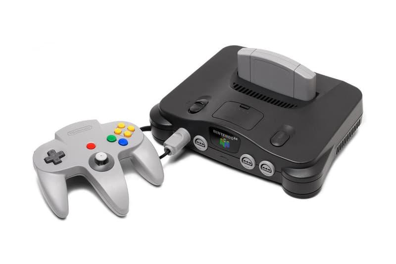 """任天堂が Nintendo 64 Mini の発売を計画中? 今になって同機を意味する""""N64""""の商標登録を完了させた「任天堂」の意図とは…… 任天堂 Electronic Entertainment Expo E3 5月22日 Nintendo64 ロクヨン TexhRadar ファミコン スーパーファミコン HYPEBEAST ハイプビースト"""