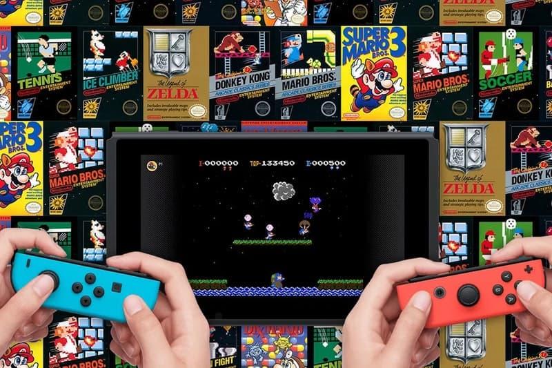 任天堂が Nintendo Switch の有料オンラインサービスを発表 往年の人気ファミコンソフトが遊べる新機能や万が一に備えたクラウドバックアップが目玉 Nintendo Switch ニンテンドースイッチ 脆弱性 任天堂 インターネット 有料サービス ファミコン 月300円 Nintendo Switch Online HYPEBEAST ハイプビースト
