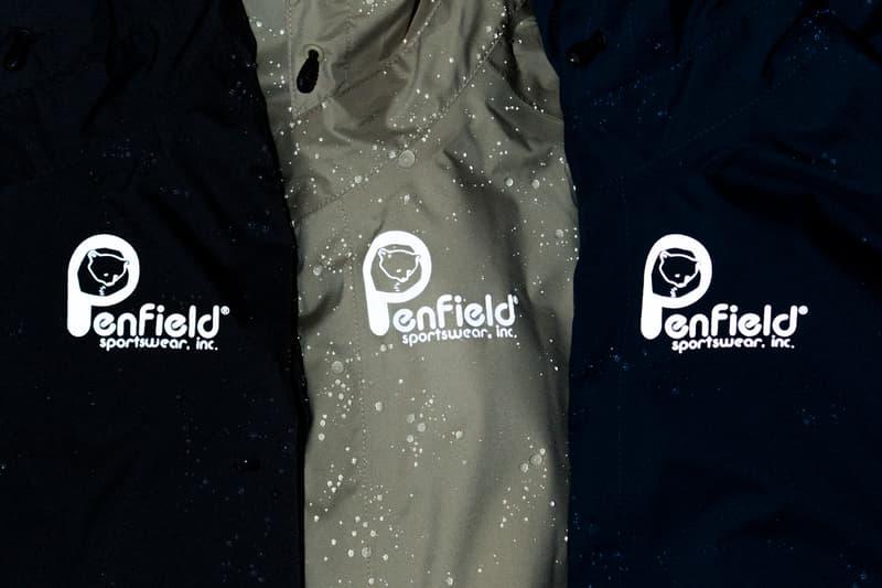 HYPEBEAST JP Giveaway:雨の日やアウトドアに大活躍の Penfield 新作を9名に様にプレゼント
