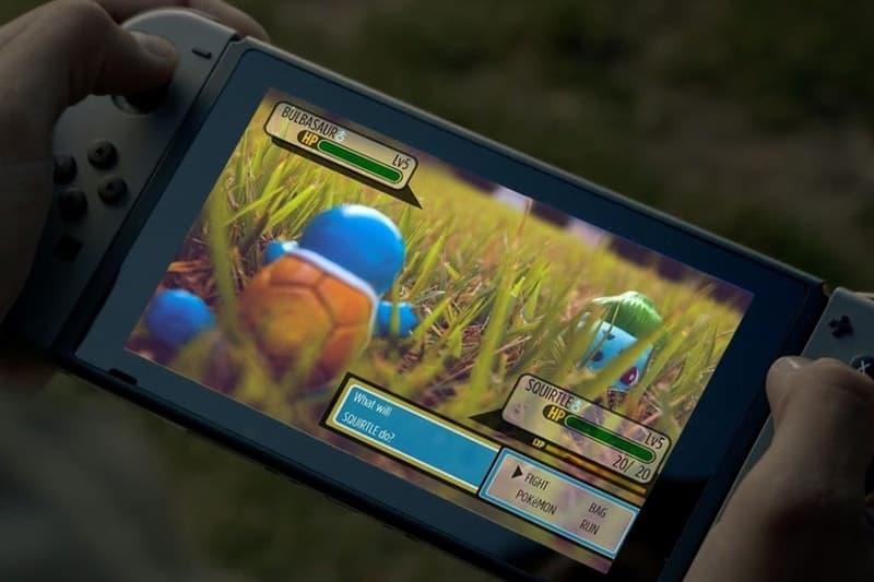 Nintendo Switch にポケモンの新作ゲームソフトが2型登場か 1998年に発売した初代ピカチュウ版が現代仕様にアップグレード? Nintendo Switch ニンテンドースイッチ ポケットモンスター Let's GO! ピカチュウ ポケットモンスター ピカチュウ イーブイ ポケモンGO スワイプ方式 増田順一 HYPEBEAST ハイプビースト