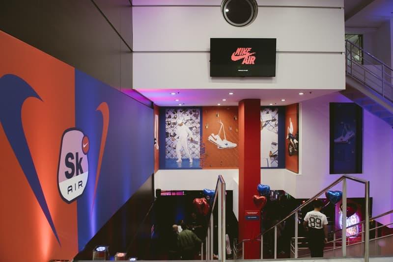現代グライムシーンの最重要MCの Skepta x Nike による Air Max 97/BW ローンチイベントに潜入 ゲームセンターで無邪気に遊ぶSkeptaの姿をチェック 現代グライムシーン MC Skepta スケプタ Nike ナイキ Air Max 97/BW フォトセット バスケット ボウリング インベーダーゲーム UFOキャッチャー Myth Syzer マイス シーザー Hamza ハムザ 13Block 13 ブロック ライブパフォーマンス HYPEBEAST ハイプビースト