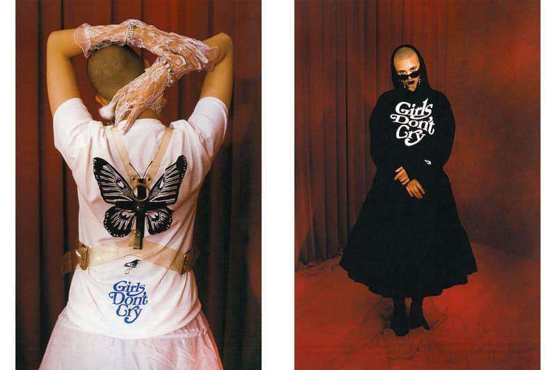 UNDERCOVER x VERDY の豪華コラボコレクションがリリース決定 高橋盾のグラフィックと〈Girls Don't Cry〉&〈Wasted Youth〉が融合した完売必至のダブルネームが爆誕 世界的なファッションアイコンやセレブリティの着用により人気が急騰し、先日は『Undefeated Los Angeles』で〈Girls Don't Cry(ガールズ ドント クライ)〉のポップアップを開催したVERDY(ヴェルディ)が、90年代より東京ストリートを牽引する〈UNDERCOVER(アンダーカバー)〉とコラボコレクションをリリースするようだ。  本カプセルでは〈Girls Don't Cry〉に加え、同じくVERDYが展開する〈Wasted Youth(ウェイステッド ユース)〉も〈UNDERCOVER〉のパートナーに。Tシャツやフーディといったアパレルの上で高橋盾とVERDYのグラフィックが同居し、中には『MADSTORE』とサークルAスマイルが融合したプロダクトもラインアップしている。  〈UNDERCOVER〉x VERDYは、6月2日(土)に『ラフォーレ原宿』と『名古屋PARCO』内の『MADSTORE』にてリリース。販売に関する注意点は、以下のInstagramからご確認を。大行列は必至だが、読者諸君の健闘を祈る。  ちなみに、VERDYがグラフィックを提供することでも注目を集め、日本初上陸を果たしたJohn Ross(ジョン・ロス)が手がける新鋭LAレーベル〈SEVENTH HEAVEN(セブンス ヘブン)〉の情報はもうチェック済み?