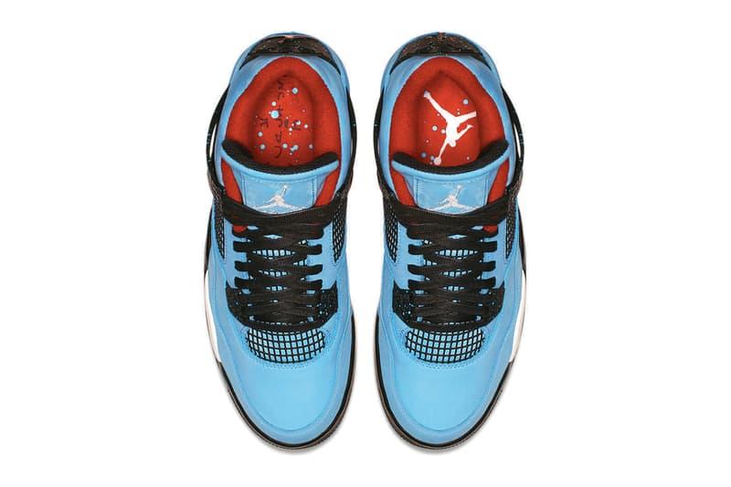 Nike がラッパー Travis Scott とのコラボ Air Jordan 4 の発売を遂に正式アナウンス  ナイキ トラヴィス・スコット エアジョーダン HYPEBEAST ハイプビースト