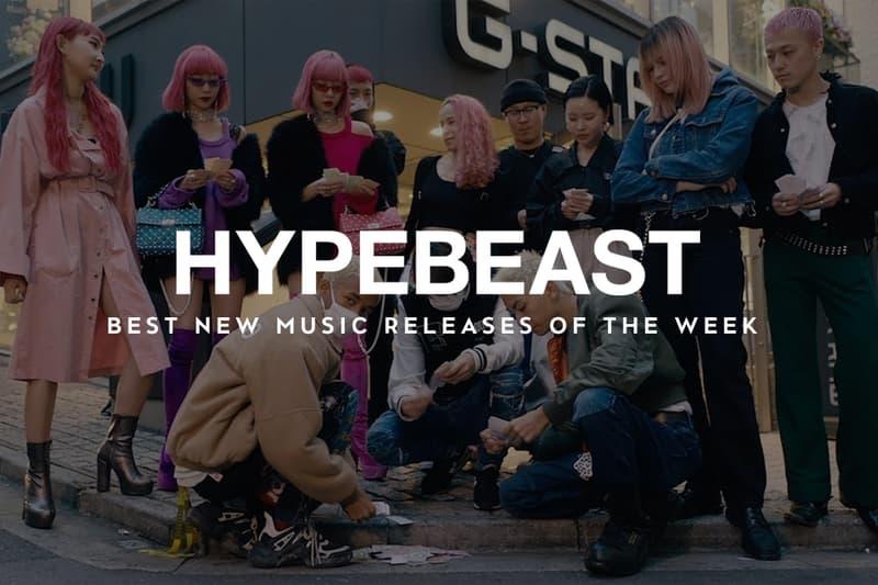 先週の注目音楽リリース 8 選 HYPEBEAST ハイプビースト
