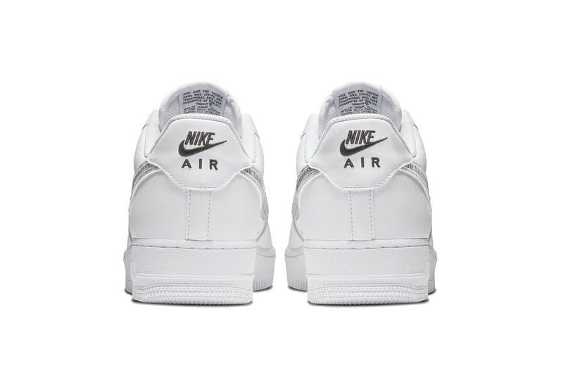 """Nike の """"Just Do It"""" 30周年記念パックに今度は Air Force 1 が追加 サイドのスウッシュを""""Just Do It""""でカスタマイズしたクリーンなAF1がまもなくリリース? NIKE,NIKE AIR FORCE 1,NIKE AIR FORCE 1 LOW"""