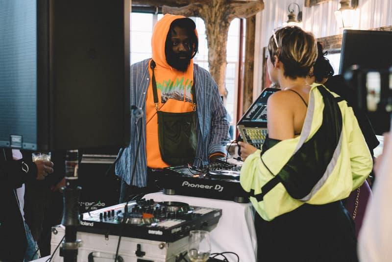 Kanye West が開催した新盤『ye』のリスニングパーティーの様子をフォトレポート カニエ・ウエスト HYPEBEAST ハイプビースト