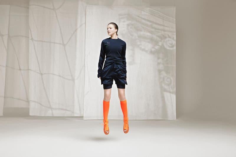 キム・ジョーンズ x NikeLab による最新コラボカプセルの公式ビジュアル&国内リリース情報が判明 アヴァンギャルドな感性とスポーツテクノロジーを融合させたトレーニングギアが遂にスタンバイ Virgil Abloh ヴァージル・アブロー Louis Vuitton ルイ・ヴィトン Dior Homme ディオール・オム Kim Jones キム・ジョーンズ NikeLab ナイキ ラボ 3年振り Football Reimagined フットボール リイマジンド Dover Street Market London Air Footscape Vandal Air Max 97 アヴァンギャルド トラックジャケット ロングスリーブTシャツ ショーツ パンク フットボールキット 6月7日(木) オンラインストア NIKELAB MA5 DSM Ginza HYPEBEAST ハイプビースト