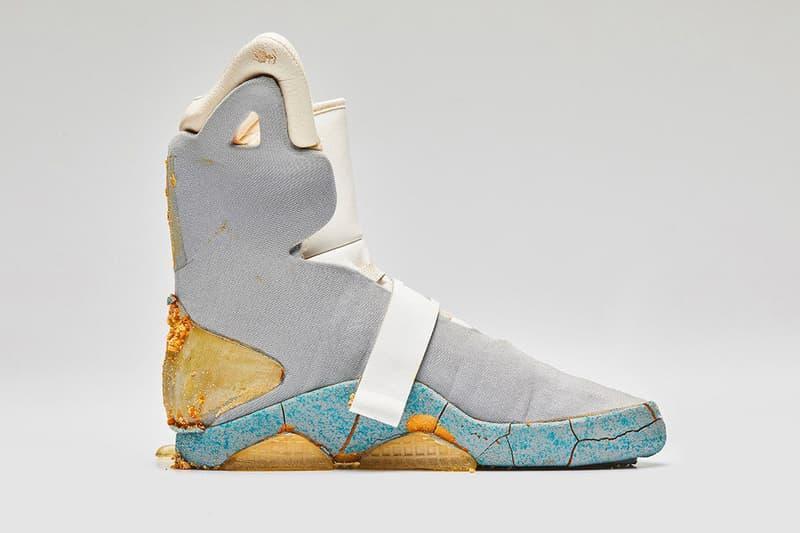 『バック・トゥ・ザ・フューチャー』のために制作された Nike MAG のオリジナルモデルが市場に登場 ナイキ マグ HYPEBEAST ハイプビースト