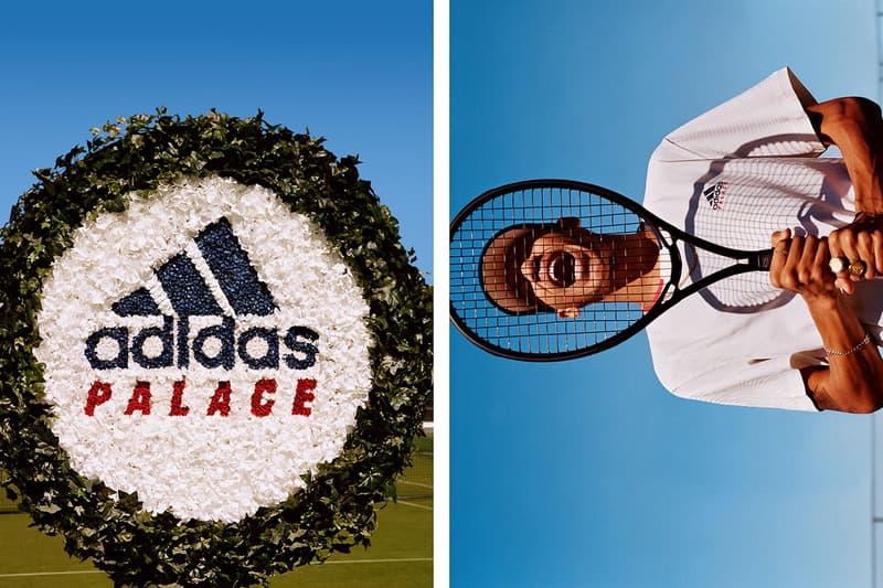 Palace が adidas とのテニスコレクションの全貌を紐解くルックブックを公開 「ウィンブルドン選手権」の開催を祝す上品なオールホワイトのテニスアイテムが多数登場 ストリートブランドながら街中にアドバタイズするという斬新な手法で話題作りをしてきた〈Palace(パレス)〉が、鉄道駅のプラットホームに〈adidas(アディダス)〉との新たなコラボレーションを予告する広告を掲載。その駅とは、テニスの四大大会のひとつ「ウィンブルドン選手権」の会場の最寄りであるウィンブルドン駅で、ティーザーを見る限り、両者はテニスに関連したコレクションを発表するのではないかと推測されていた。  その広告の存在が明らかになってから間も無く、ロンドンを拠点とするインディペンデントスケートレーベルは、コレクションの全貌を紐解くルックブックを公開。Blondey McCoy(ブロンディ・マッコイ)とLucien Clarke(ルシアン・クラーク)がモデルとして登場するフォトセットには、かぶりのジップアップポロや、ショーツ、ヘッドバンド、トラックスーツ、キャップ、バケットハットといった各種アパレルに加え、両者のブランドロゴを配した傘やテニスボールなども写り込んでいる。また、全てのプロダクトを白で統一しているのは、同大会が選手に課しているオールホワイトのドレスコートにインスパイアされているからであろう。  〈Palace〉x〈adidas〉のウィンブルドンコレクションは、7月3日(土)11時より〈Palace〉の日本語版オンラインストアにて発売開始。ドロップに先駆けて、本コレクションの世界観を投影した下のムービーを楽しんでみてはいかがだろうか。  ちなみに、「ウィンブルドン」の優勝候補の一人、Roger Federer(ロジャー・フェデラー)〉には〈Nike(ナイキ)〉からの移籍の噂があるが、果たして……。
