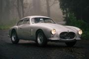 1956年に製造された希少性の高いスーパーカー Maserati A6G / 2000 がオークションに登場