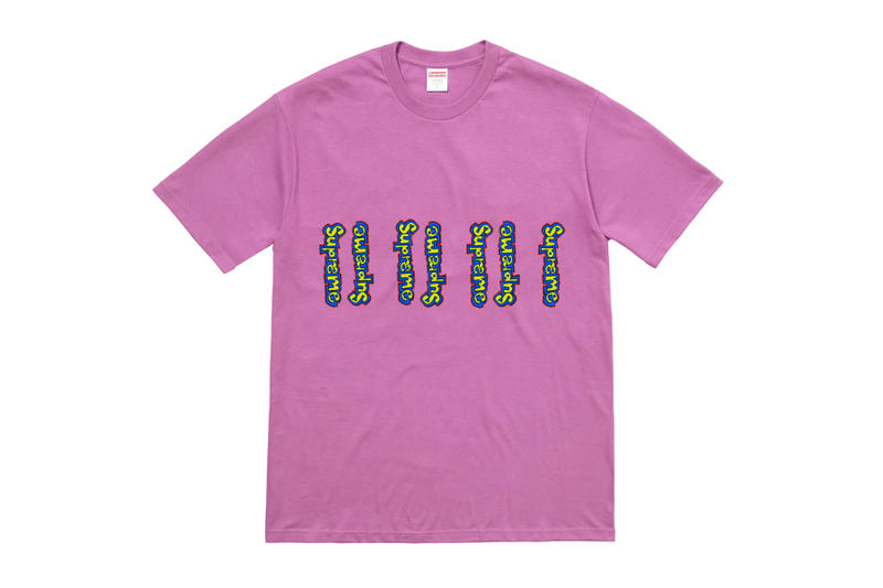 モナ・リザや Gonz の新ロゴが登場する Supreme 2018年夏のTシャツコレクション 売上金はトランプ政権の移民へ対するポリシーで損大な被害を受ける子供や家族たちに寄付 〈Supreme(シュプリーム)〉の2019年春夏シーズンもいよいよ最終盤に突入。そして、今週末の#WEEK19の目玉は、今季の第2弾となるTシャツコレクションだろう。  いつもと同じく、U.S.製のコットンボディで構成される最新デリバリーは、〈Sup〉らしい遊びを感じさせるラインアップとなっている。ヒンドゥー教の神の一柱であるガネーシャを筆頭に、叩き割ったようなオーバーレイがかかるモナ・リザ、マルチカラーの宝石ロゴやタコなど、各種Tシャツのフロントには質の高いプリント技術でありそうでなかったグラフィックが施されている。また、GonzことMark Gonzales(マーク・ゴンザレス)デザインのS/Sも登場し、6月30日(土)には合計7種類のTシャツが様々なボディカラーで展開されることとなる。  なお、前述のサマーTシャツの売上は、Donald Trump(ドナルド・トランプ)政権の移民へ対するポリシーで損大な被害を受ける子供たちや援助を必要とする家族たちを守る組織へと寄付されるようだ。〈Supreme〉からの寄付金は非営利団体「Act Blue」を介して、「アメリカ自由人権協会(ACLU)」やUNHCR特使のAngelina Jolie(アンジェリーナ・ジョリー)が2005年に「立ち上げた弁護を必要とする子どもたちのための組織(Kids in Need of Defense)」に届けられるという。  〈Supreme〉のTシャツコレクションのラインアップ一覧は、上のフォトギャラリーからご確認を。ちなみに、あの即完必至のスニーカーなどもリストアップした見逃したくない今週のリリースアイテム9選はもうチェック済み?