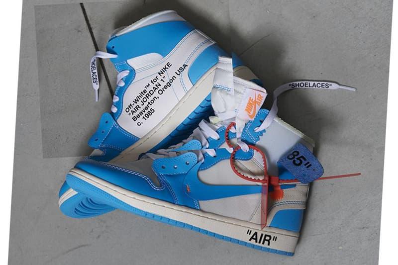 """ヴァージル・アブロー x Nike Air Jordan 1 """"NRG"""" の日本発売日&購入方法が判明 入場整理券抽選の締め切りも残すところあと僅か…… ノースカロライナ大学 UNC Powder Blue Virgil Abloh ヴァージル・アブロー Nike ナイキ Air Jordan 1""""NRG"""" NikeLab.com 6月23日(土)AM11時 NIKELAB MA5 Chicago White HYPEBEAST ハイプビースト"""