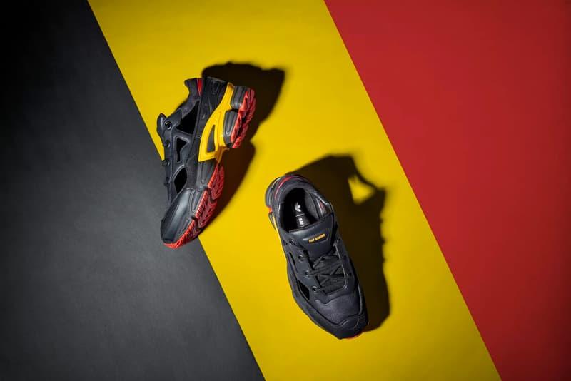 adidas by Raf Simons より Raf の母国ベルギーに敬意を示したスペシャルモデルが登場 アディダス ラフシモンズ HYPEBEAST ハイプビースト