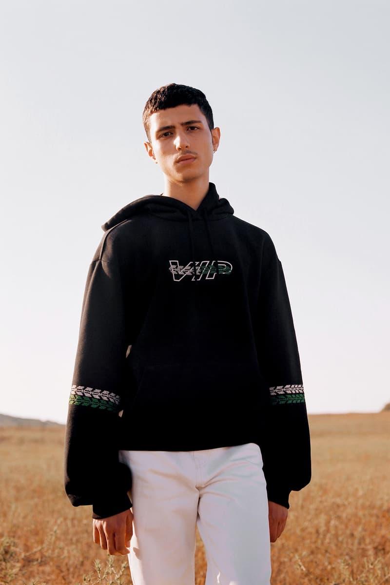 中東 パレスチナ イスラエル 社会的 メッセージ ADISH 2019 春夏 ルックブック アディッシュ
