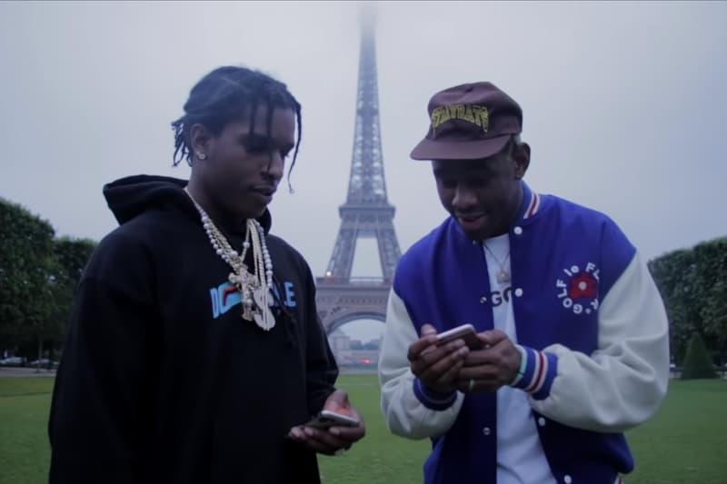 """A$AP Rocky と Tyler, The Creator がコラボプロジェクト """"WANG$AP"""" の始動をアナウンス エイサップ ロッキー タイラーザクリエイター HYPEBEAST ハイプビースト"""
