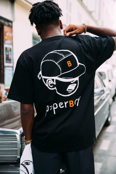 """BEAMS がパリの人気カフェ PAPERBOY とのコラボカプセルを逆輸入  〈Nike〉や〈Vans〉も信頼を置く『PAPERBOY』と『BEAMS』のパリ限定アイテムが急遽国内でもリリースされることに 『PAPERBOY(ペーパーボーイ)』、読者の中では知っている人の方が少ないかもしれない。2014年にパリの11区にオープンした『PAPERBOY』はオーガニックの野菜を使用したサンドウィッチを看板メニューに掲げ、〈Vans(ヴァンズ)〉や〈Nike(ナイキ)〉にもケータリングを依頼されるなど、ファッションシーンとも非常に密接な関係にあるパリの最注目カフェのひとつである。  『BEAMS(ビームス)』は先日、この『PAPERBOY』でポップアップを開催。ここでは全9型で構成されるコラボカプセルをリリースし、イベントは大盛況の中、幕を閉じた。だが、逆輸入形式でこのダブルネームの国内販売が決定。『PAPERBOY』のサンドウィッチを彷彿とさせるカラフルな配色や""""B""""ロゴのキャップをかぶるショップアイコンをプリントしたTシャツやフーディに加え、日本限定仕様のマグカップとキーホルダーも同時展開されるという。  発売日は7月14日(土)で、取り扱いは『ビームス 原宿』と公式オンラインショップのみとのこと。リリースに備えて、上のルックブックから気になるアイテムをピックアップしておこう。  また、『BEAMS T』と祐天寺のカルチャーハブ『Guru's Cut&Stand(グルズ カット&スタンド)』の各種コラボアイテムもお買い逃しのないように。"""