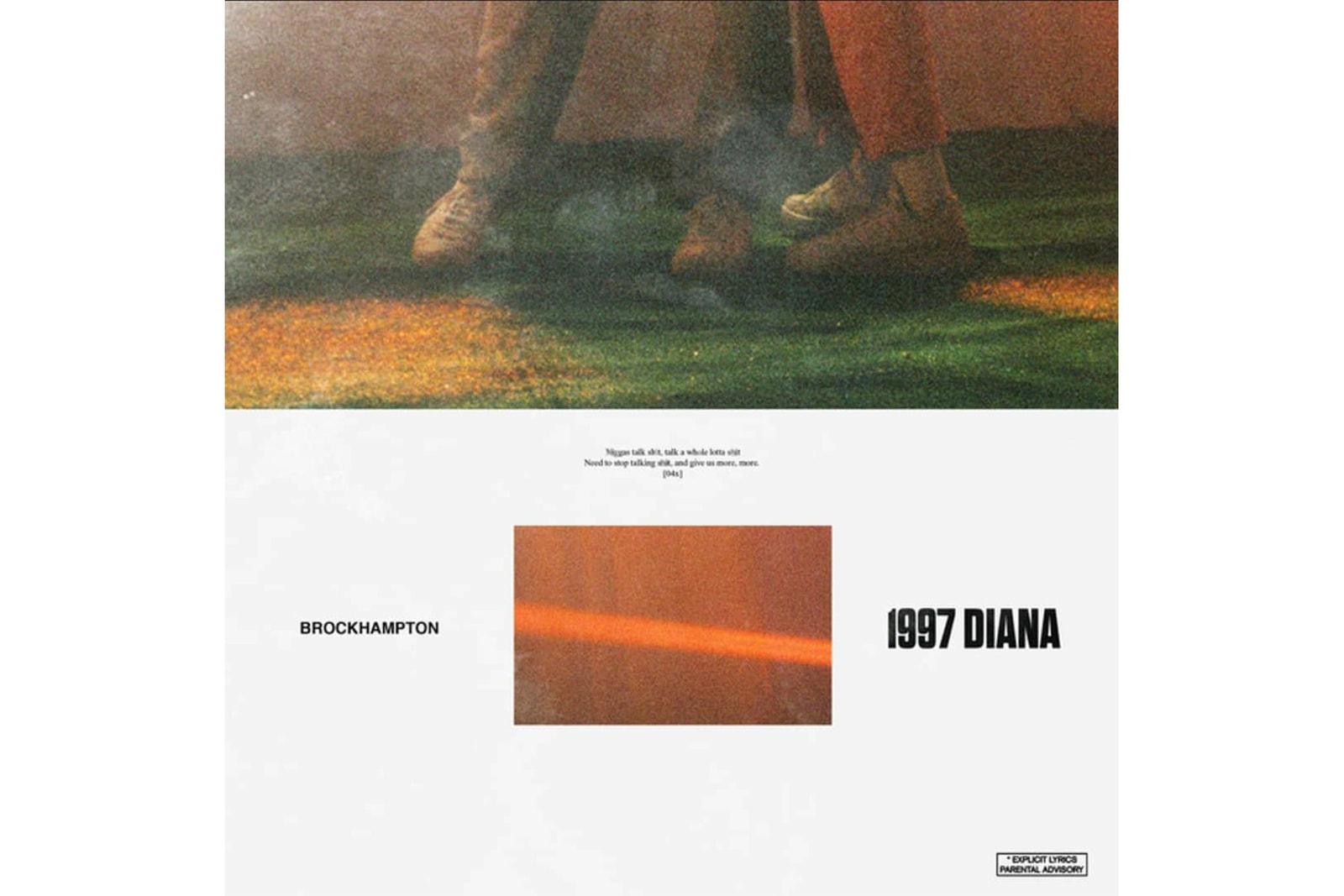 先週の注目音楽リリース 7 選 HYPEBEAST ハイプビースト HYPEBEAST Music Picks DATS BIM BROCKHAMPTON 5lack  Denzel Curry YG  A$AP Rocky Blood Orange