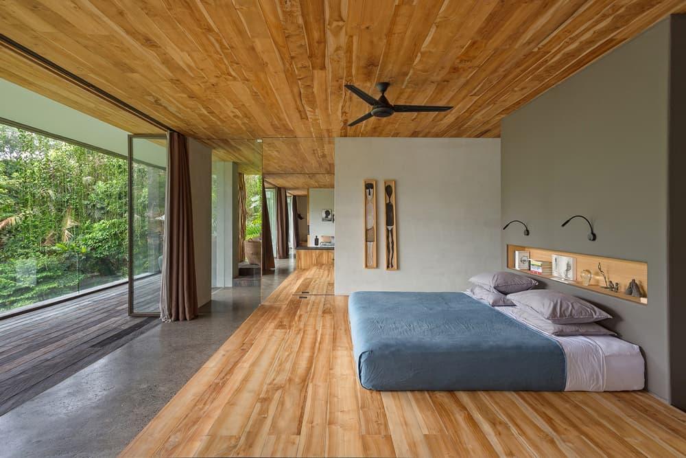 """バリ島のマウンテンサイドに佇むオアシス """"Chameleon Villa"""" をチェック HYPEBEAST ハイプビースト 建築 デザイン 設計"""