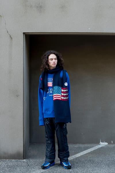注目の新鋭ドメスティックブランド DAIRIKU が2018年秋冬ルックブックを公開