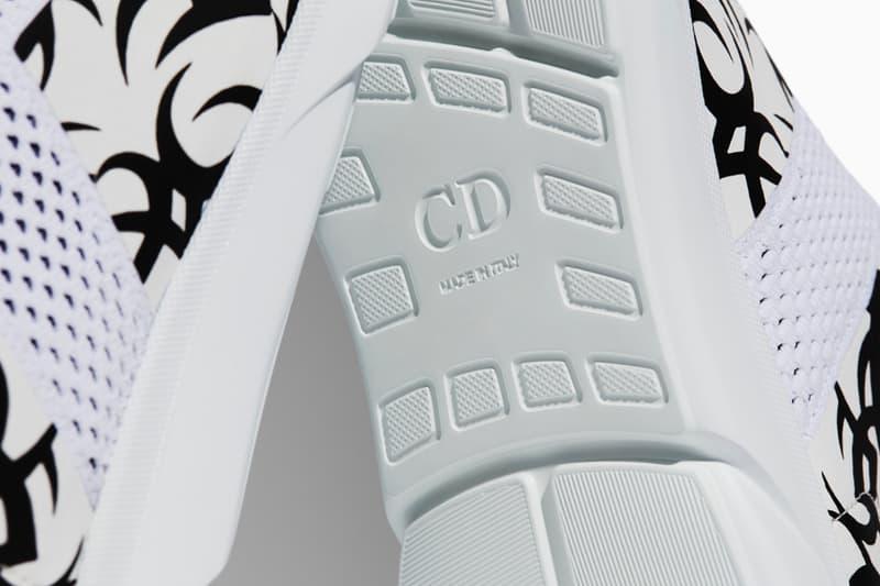 Dior 2018年冬コレクションよりトライバル模様を落とし込んだ新作スニーカーが2型登場 流行りのシルエットを継承しながらもやんちゃさを醸すモチーフデザインでクリス・ヴァン・アッシュ体制を締めくくる Kim Jones キム・ジョーンズ Dior ディオール YOON ユン トライバル Converse コンバース Christian Dior Atelier HYPEBEAST ハイプビースト