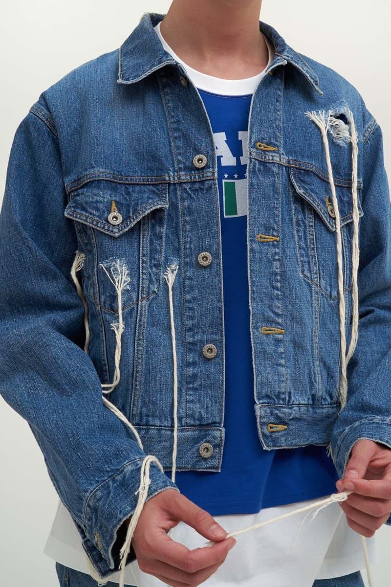 LVMH Prize で日本人初の快挙を成し遂げた doublet の2018年秋冬コレクションにクローズアップ 今最も世界から熱視線を集める井野将之のクリエイションはヘッズならずとも必見 2018 Young Designers Prize doublet ダブレット 2018年秋冬シーズン ルックブック 井野将之 ベドジャン スーベニアジャケット ロングスリーブカットソー 画像準備中 ベルト 柄ソックス HYPEBEAST ハイプビースト