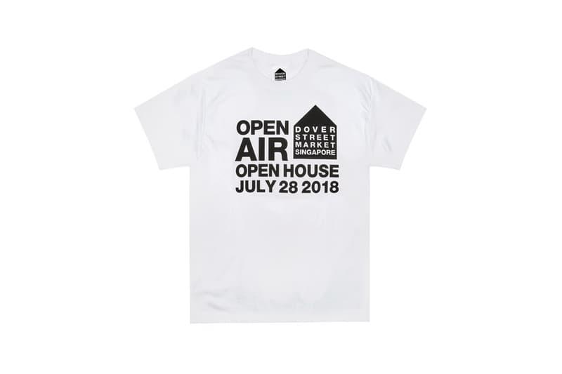 """Dover Street Market Singapore がオープン1周年を記念したポップアップ""""Open Air Open House""""を開催 ストリートからスポーツまで錚々たるブランドを招聘した豪華コラボプロダクトを怒涛のリリース シンガポール Dover Street Market Open Air Open House Converse コンバース Gosha Rubchinskiy ゴーシャ・ラブチンスキー Tolia Titaev トリア・ティタエヴ RASSVET ラスベート doublet ダブレット パリ・サンジェルマン PSG A-COLD-WALL* ア・コールド・ウォール Nike ナイキ カスタムワークショップ HYPEBEAST ハイプビースト"""