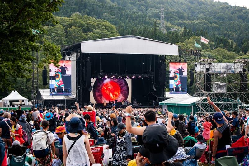 FUJI ROCK FESTIVAL '18 – Day 3 フジロック フェスティバル 2018 18 ボブ ディラン ジャック ジョンソン アンダーソン パーク suchmos サチモス HYPEBEAST ハイプビースト