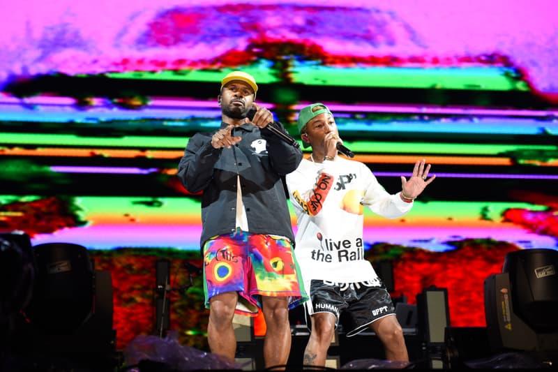 FUJI ROCK フジロック 2018 N.E.R.D ファレル・ウィリアムス Pharrell Williams