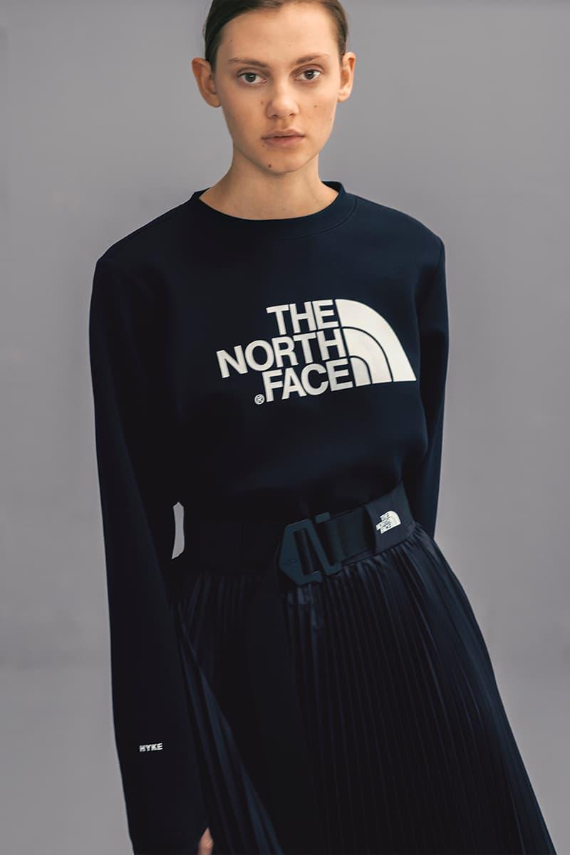 The North Face x HYKE セカンドシーズン 2018年 秋冬 コレクション ノースフェイス ノース フェイス ザノースフェイス ハイク HYPEBEAST ハイプビースト