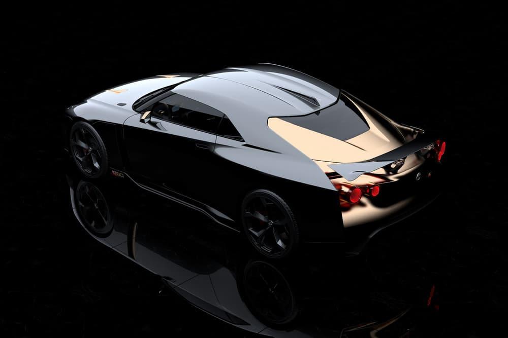 日産が GT-R の50周年を記念する限定プロトタイプ車を発表 イタリアのデザイン会社「Italdesign」と共同製作した何の制約もない史上最高のGT-R