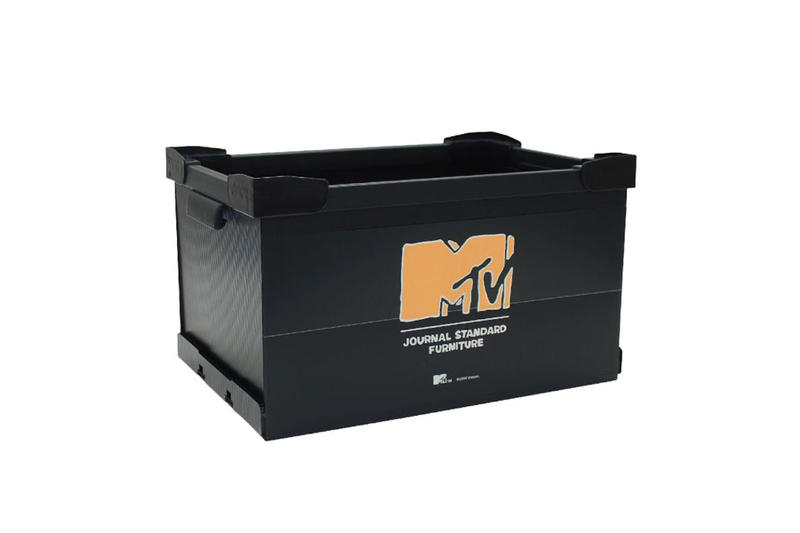 journal standard Furniture にて音楽界の権威 MTV とのコラボ家具&小物類が発売