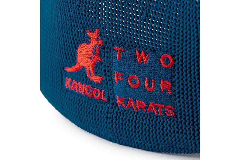 KANGOL x 24karats のタッグよりUKカルチャーにスポットを当てた新作コラボハンチングが登場 カンゴール カラッツ HYPEBEAST ハイプビースト