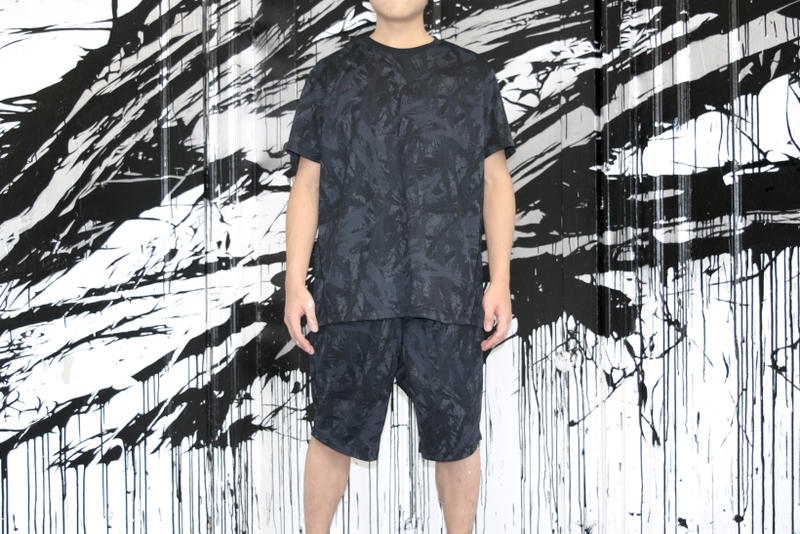 UNIQLO アーティスト 山口 歴 山口歴 meguru yamaguchi ユニクロ アート デザイン アクティブ ウェア HYPBEAST ハイプビースト