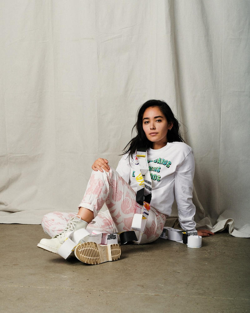 Mike Perry Studio x Park Deli コラボ インスタレーション 渋谷 OPEN STUDIO  渋谷 FREAK'S STORE フリークス ストア HYPEBEAST ハイプビースト