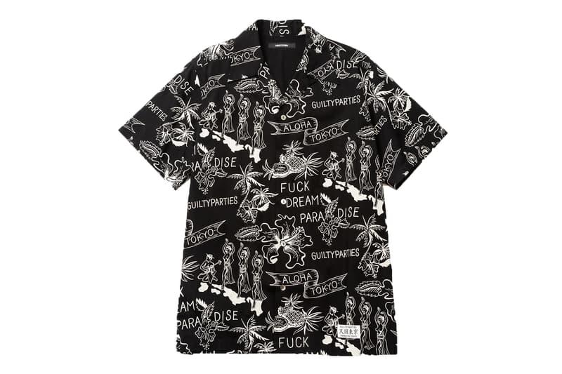 MINEDENIM x WACKO MARIA の日本ブランドタッグより主役級コラボハワイアンシャツが登場 マインデニム WACKO MARIA HYPEBEAST ハイプビースト