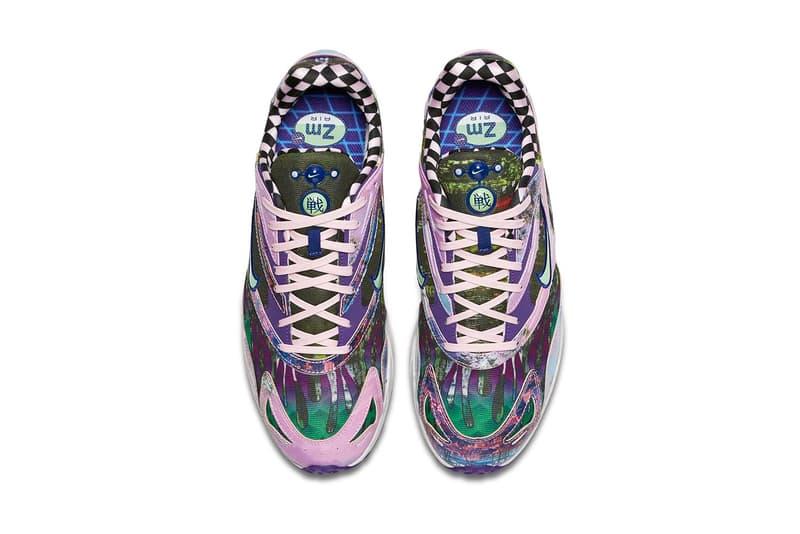Nike ナイキ Supreme シュプリーム Zoom Streak Spectrum Plus ズーム ストリーク スペクトラム プラス スニーカー HYPEBEAST ハイプビースト