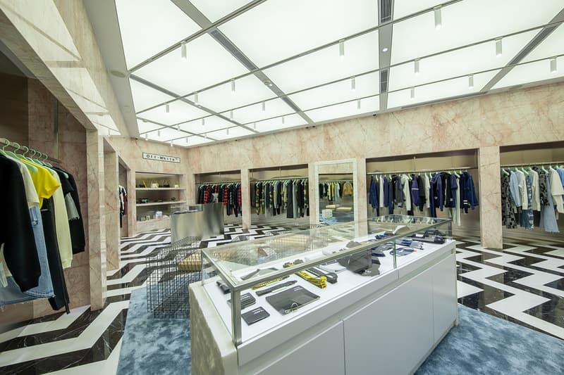 Off-White Macao store opening promenade shop mall virgil abloh july 20 2018 opening debut shop raffle Nike Zoom Fly Mercurial Flyknit 25 オフ ホワイト マカオ HYPEBEAST ハイプビースト