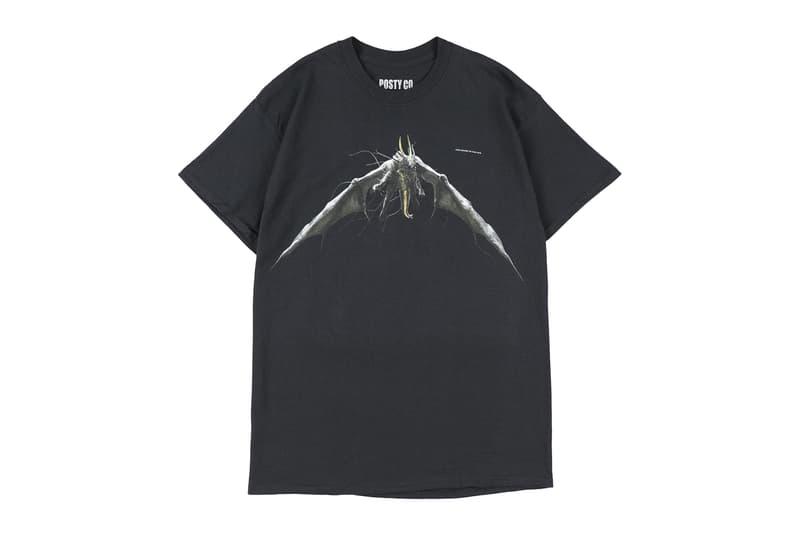 ポストマローン ヌビアン Tシャツ ブラック