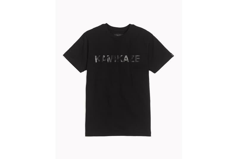 ラグ&ボーン エミネム コラボ Tシャツ ブラック