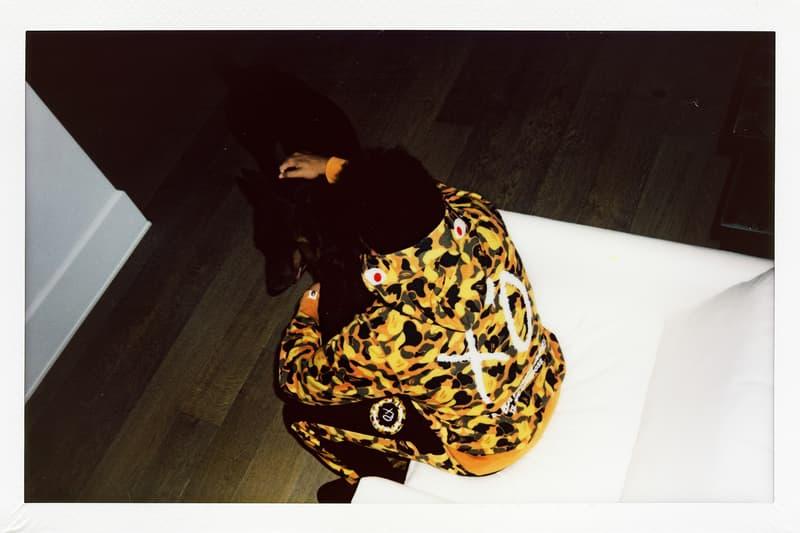 A BATHING APE® より The Weeknd 主宰の XO とのコラボ アイテム 発売 情報が ベイプ ア ベイシング エイプ ウィークエンド ウィーケンド HYPEBEAST ハイプビースト