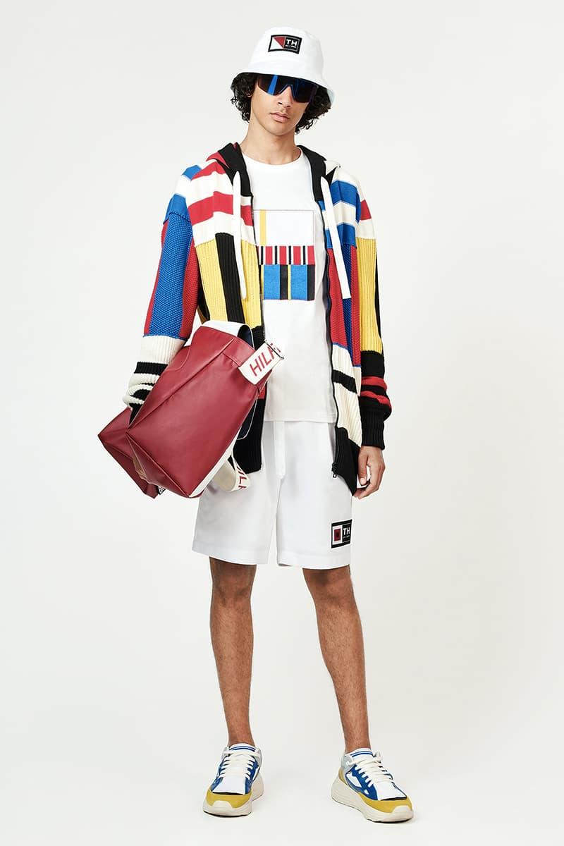 セーリング文化に敬意を表す Tommy Hilfiger 2019年春夏コレクション 古着ファンから絶大な人気を集める90年代のアーカイブに現代ストリートのエッセンスを注入