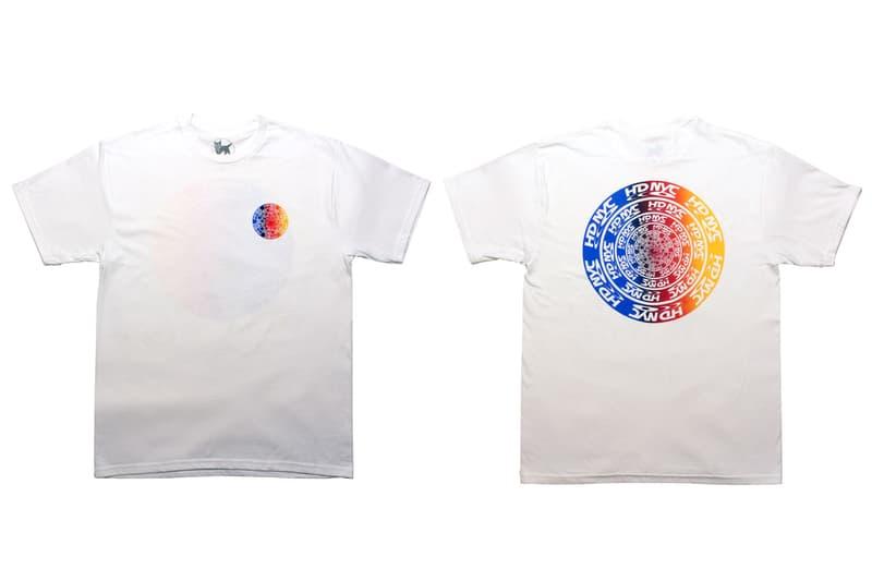 DOMICILE TOKYO より NY ニューヨーク ピーター サザーランド ブランド  シーエヌワイ HYPEBEAST ハイプビースト ドミサイル Tシャツ