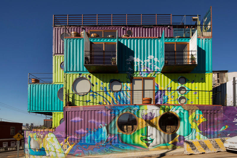 シッピングコンテナを創造的に再利用した世界に点在する魅惑のホテル 10選