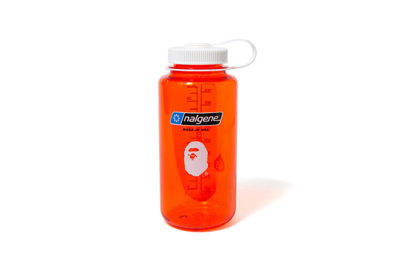 A BATHING APE® x NALGENE® エイプヘッド コラボボトル エイプ ナルゲン HYPEBEAST ハイプビースト