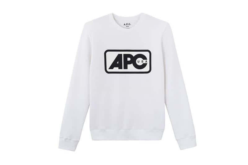 A.P.C. の MADE IN USA ラインが第4弾となるカプセルコレクションを発表 アーペーセー HYPEBEAST ハイプビースト